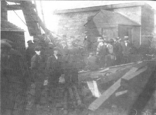 Levant Mine Disaster
